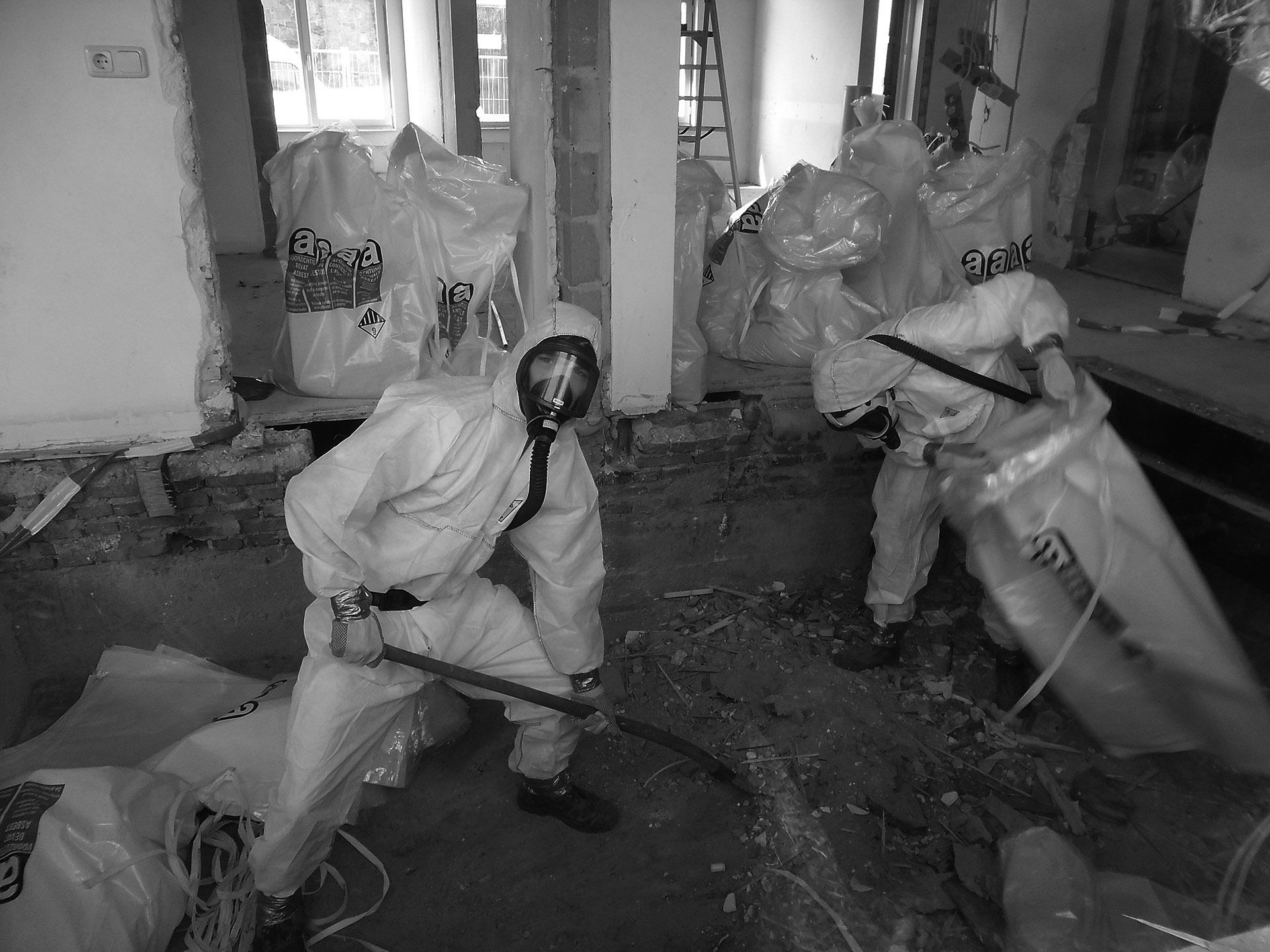 Asbestverwijderaar
