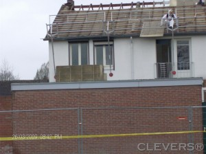 Silstraat Sittard Clevers Asbestsanering