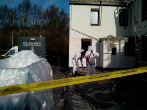 Buitenring Clevers Asbestsanering