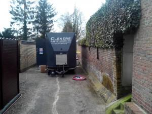 Golfplaten Kerkrade Clevers Asbestsanering