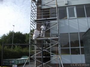 Wasserette Maastricht Clevers Asbestsanering