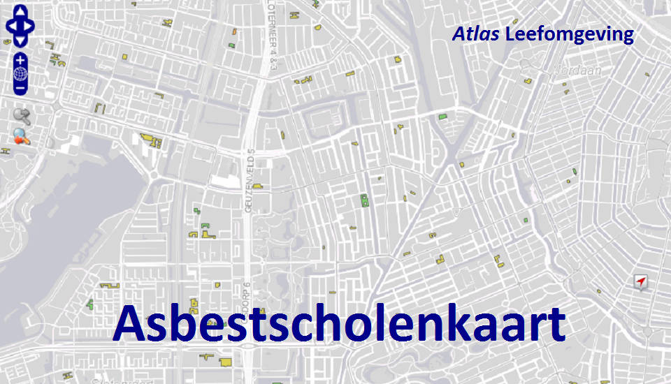 Asbestscholenkaart